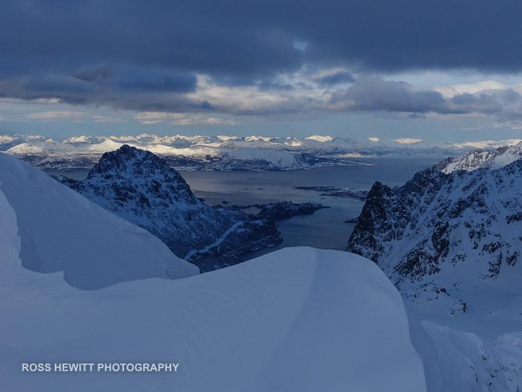 Lofoten Skiing Ross Hewitt Michelle Blaydon-11