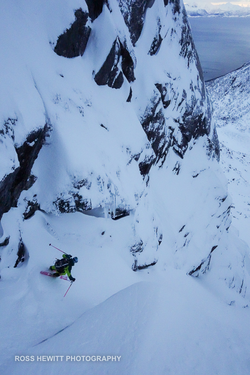 Lofoten Skiing Ross Hewitt Michelle Blaydon-33