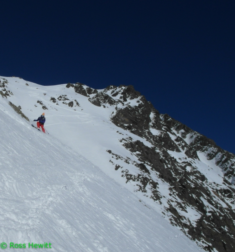 Mont Oreb South face Dave Searle 2