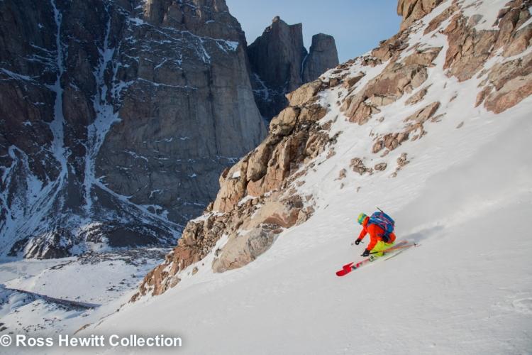 Baffin Berghaus Black Crows Ski Mounatineering Expedition-82