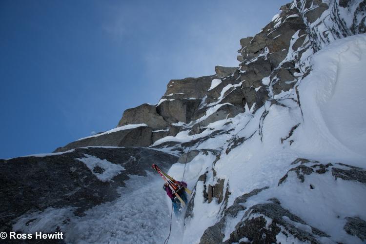 Frendo spur ski descent-166