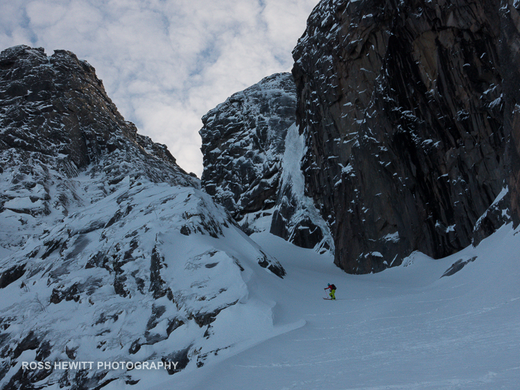 Lofoten Skiing Ross Hewitt Michelle Blaydon-77