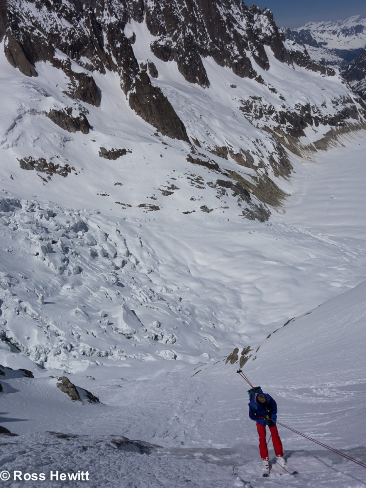 Dave Searle Col Diable and Noire NW Face_-56