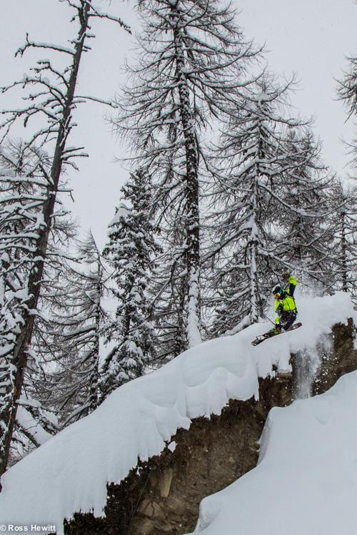 Chamonix skiing 2014-32