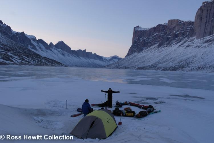 Baffin Berghaus Black Crows Ski Mounatineering Expedition-39