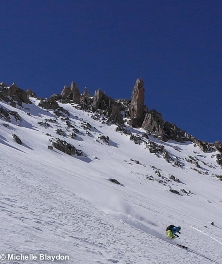 Ross Hewitt Frey Cerro Catedral