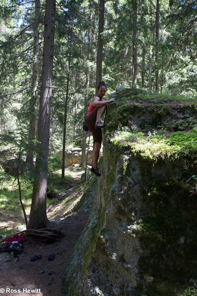 Bosson Boulders