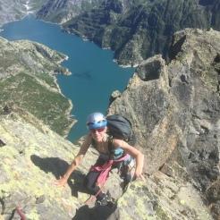classic Swiss ridge scrambles