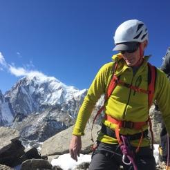 Classic Italian ridges in a day hit from Chamonix