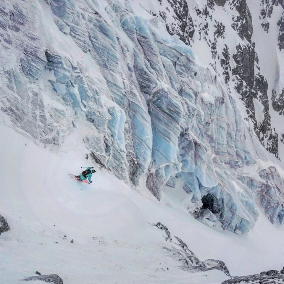 Ross glacier